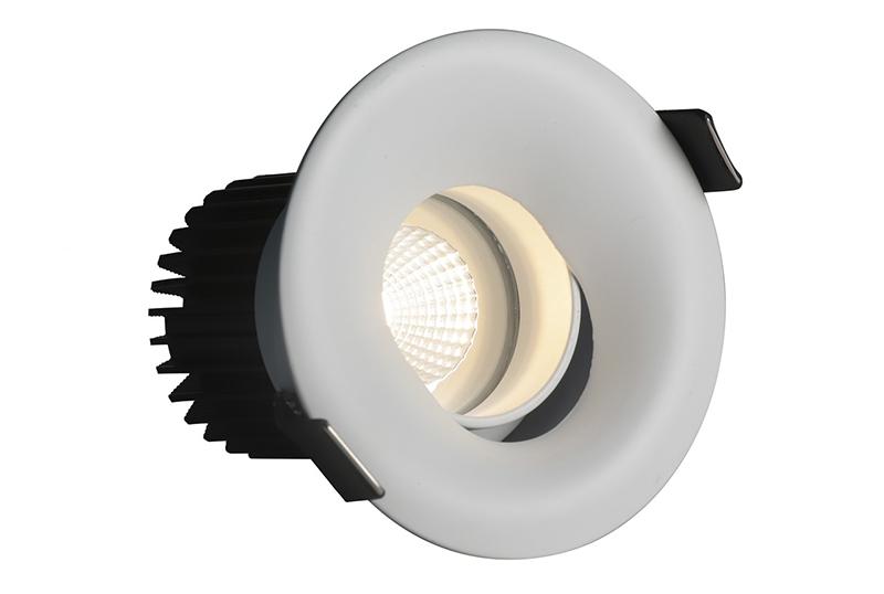 Luces LED con disipador