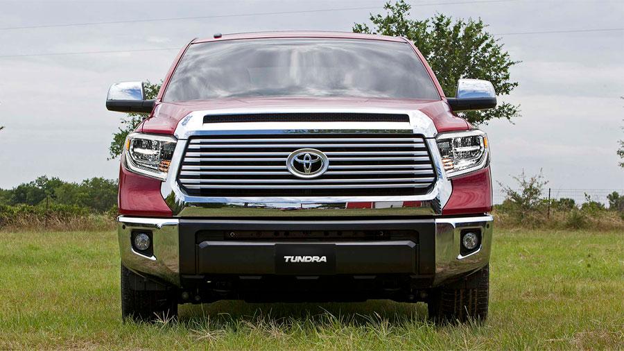 La Toyota Tundra también es una excelente compañera para la aventura