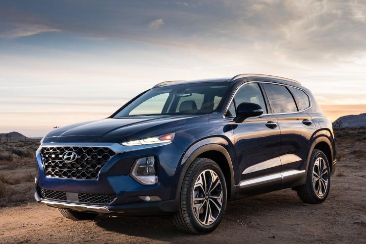 Hyundai Santa Fe precio mexico