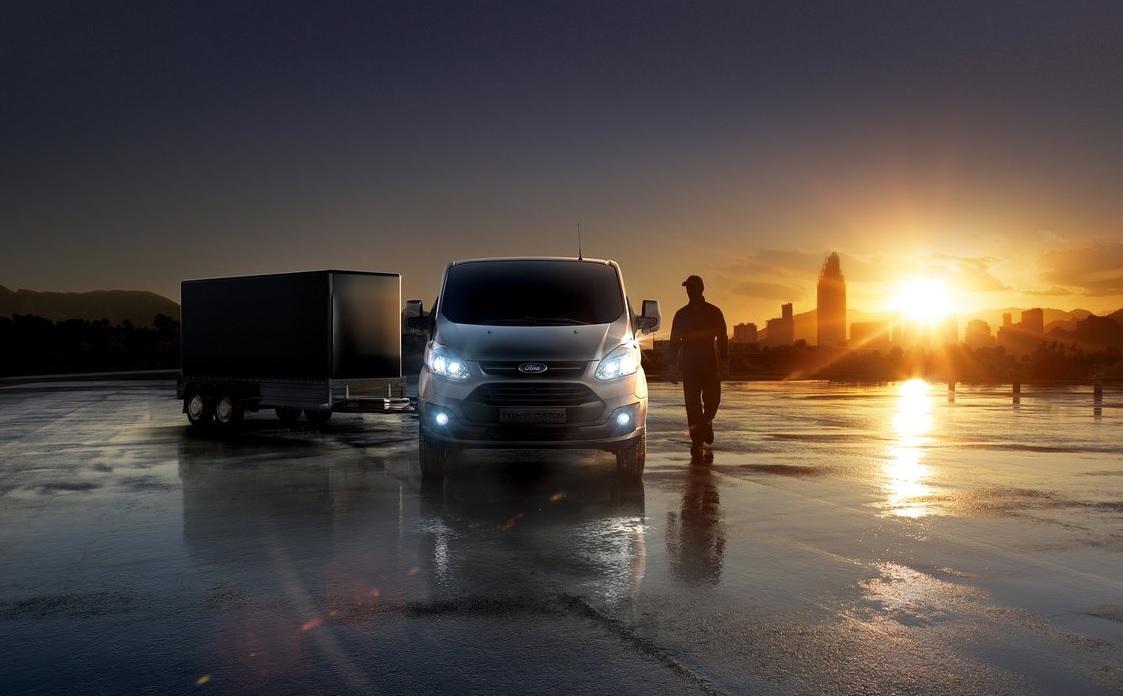 Ford Transit Custom Van Corta A/A 2020 resena opiniones