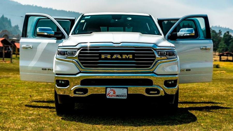 La Ram 1500 es uno de sus modelos más populares