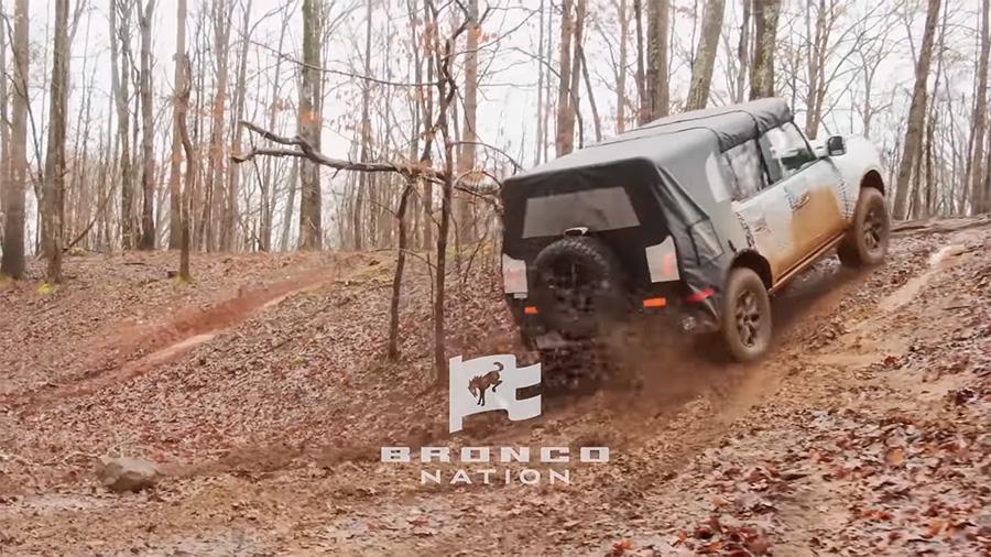 El lanzamiento de la Ford Bronco es uno de los eventos más esperados