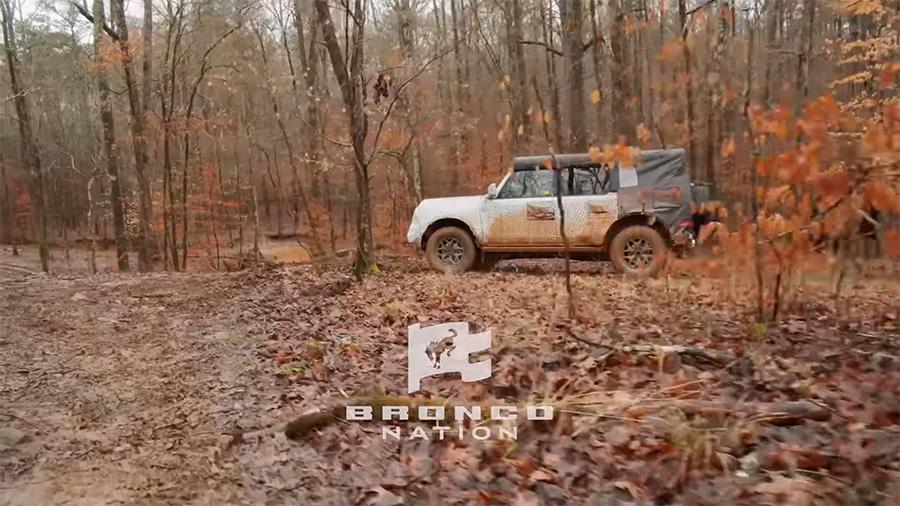 La Ford Bronco rivalizará contra la Jeep Wrangler