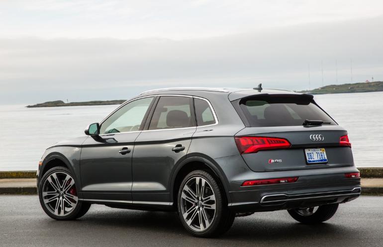 Audi SQ5 2020 resena opiniones