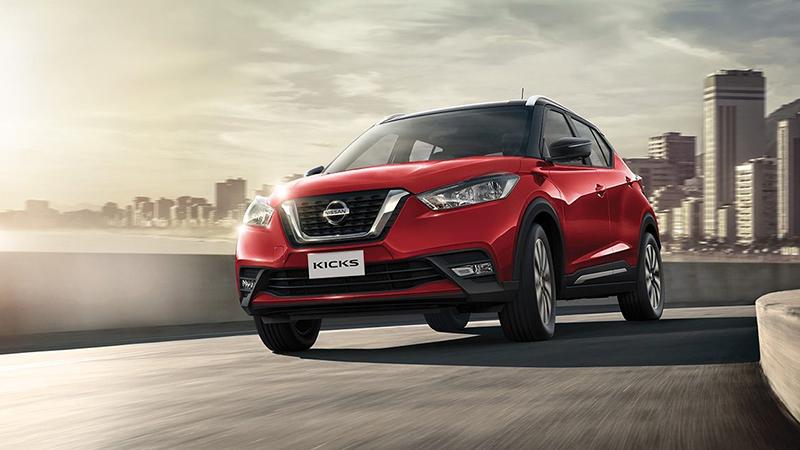 Nissan Kicks precio mexico