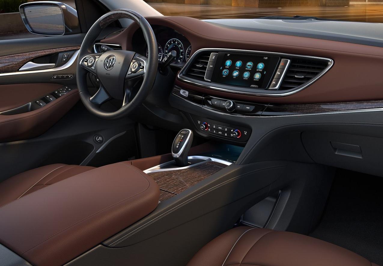 Buick Enclave precio mexico