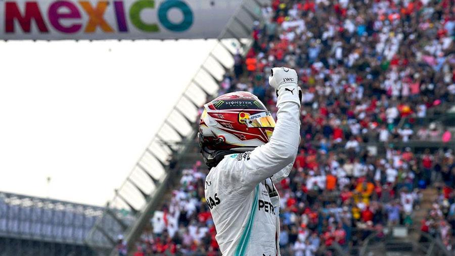 El evento en la capital mexicana es una de las fechas más esperadas en el calendario de la Fórmula 1