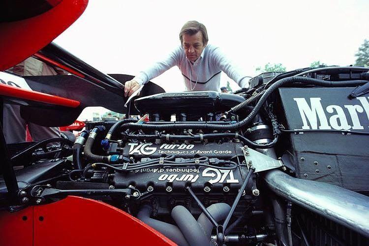 Motor Porsche 1