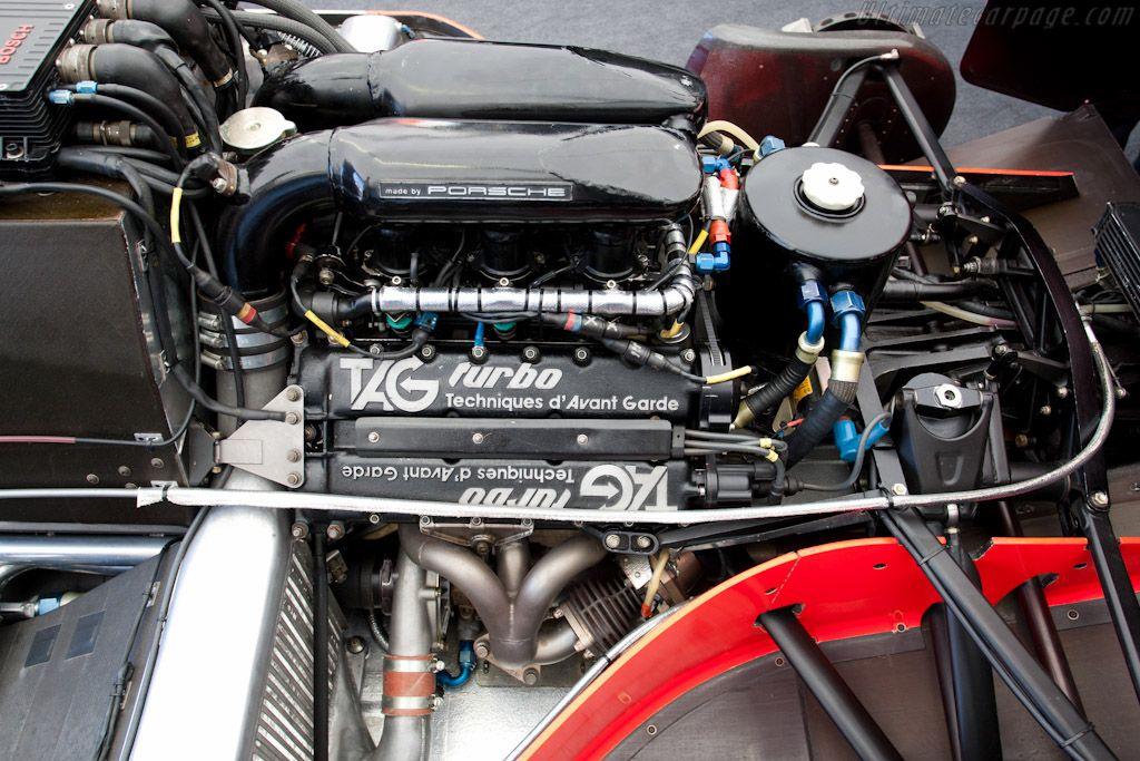 Motor Porsche 3
