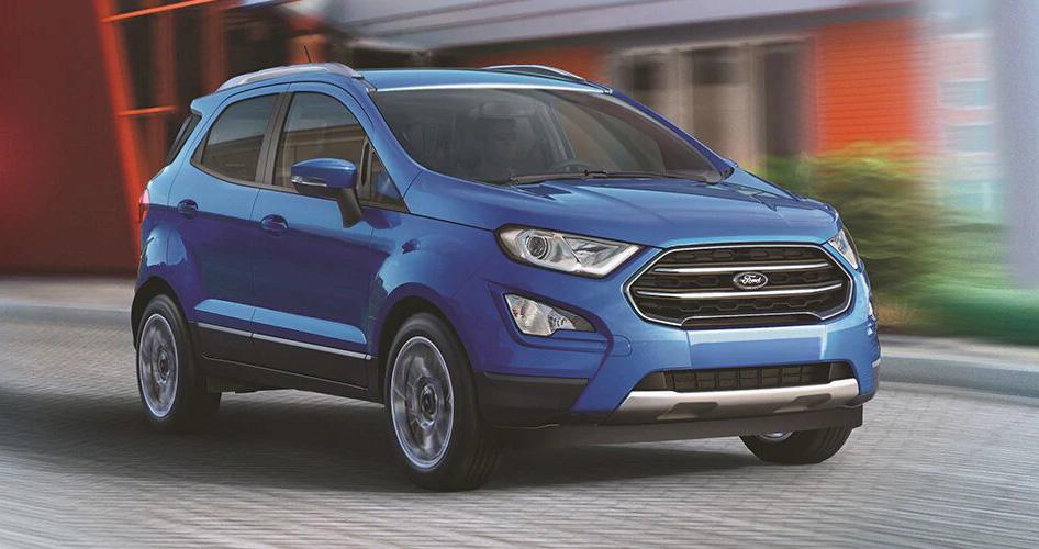 La Ford EcoSport precio mexico está en el mercado desde 2003