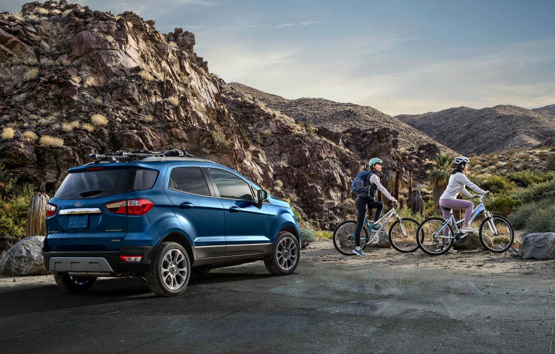 La Ford EcoSport precio mexico se perfila a jóvenes o familias pequeñas