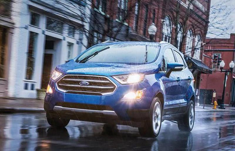 La Ford EcoSport precio mexico es de las pioneras en el segmento