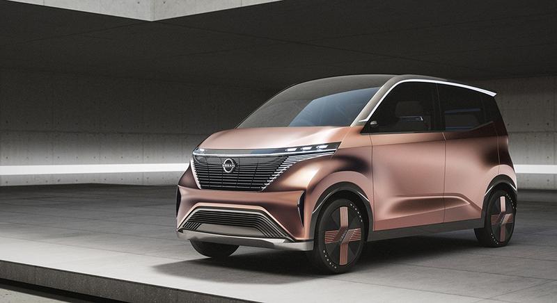 Nissan IMK concepto