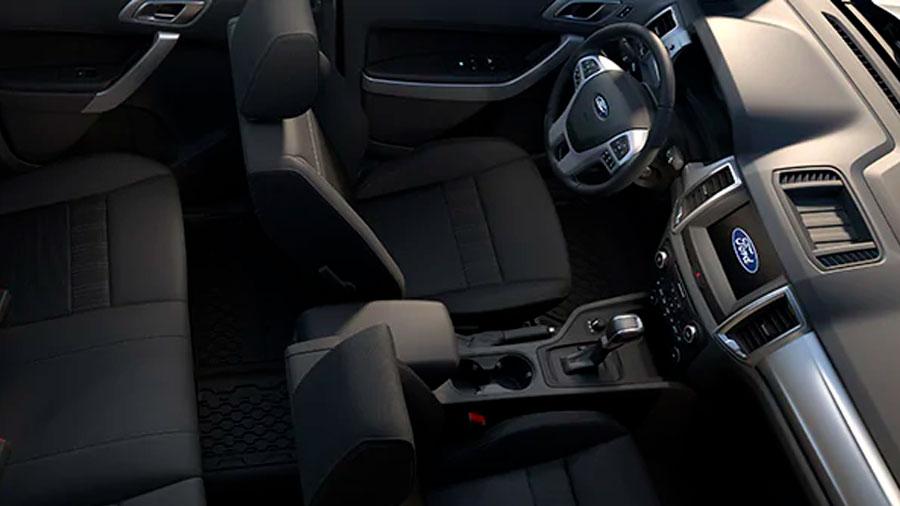 Ford Ranger precio mexico Es una pick-up que se preocupa por el confort familiar