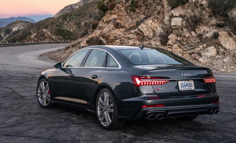 Audi S6 2020 resena opiniones