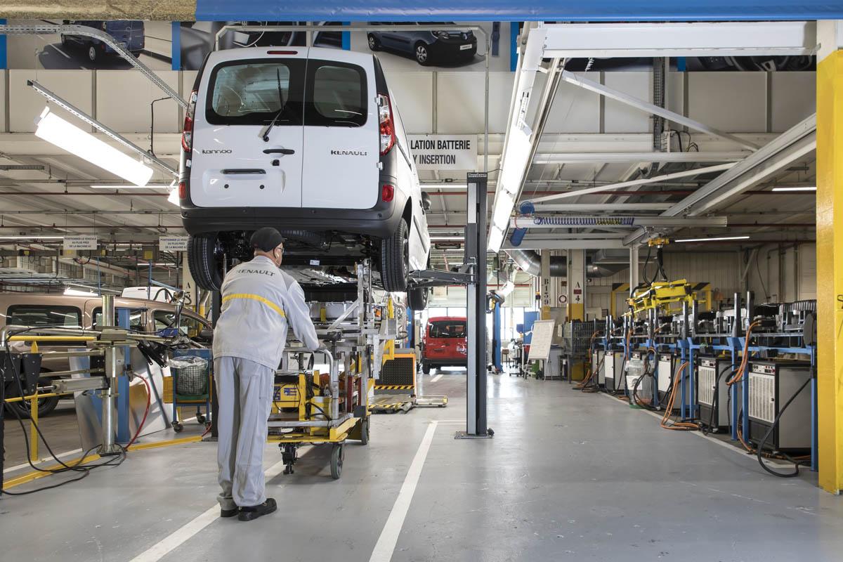 Renault recibirá un apoyo económico