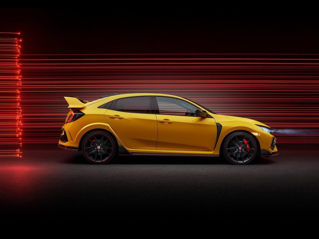 Honda Civic Type-R Limited Edition
