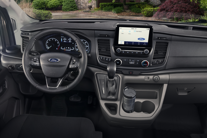 Ford Transit Van 2020 resena opiniones