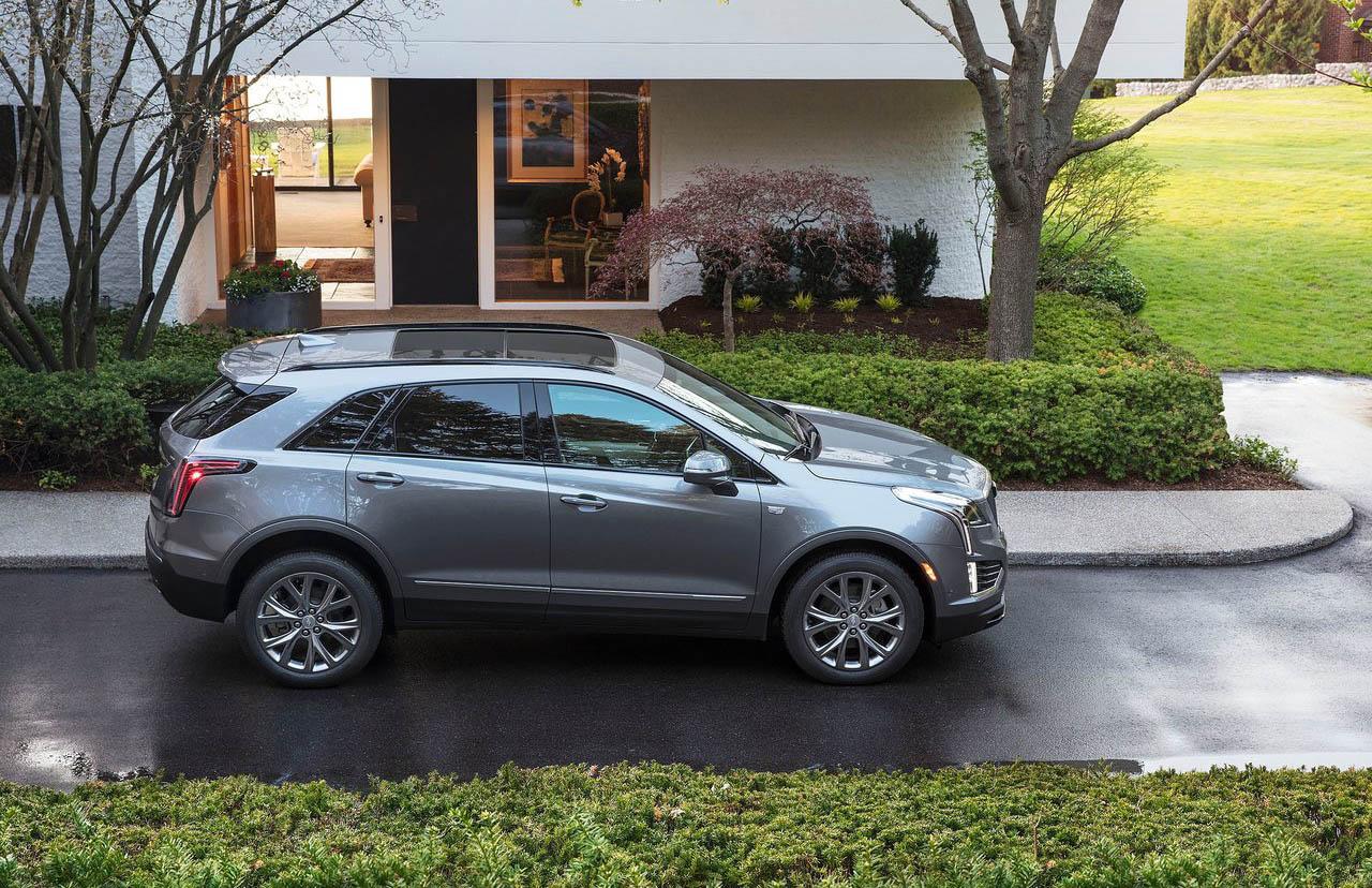 La Cadillac XT5 precio mexico tiene ocho opciones de color