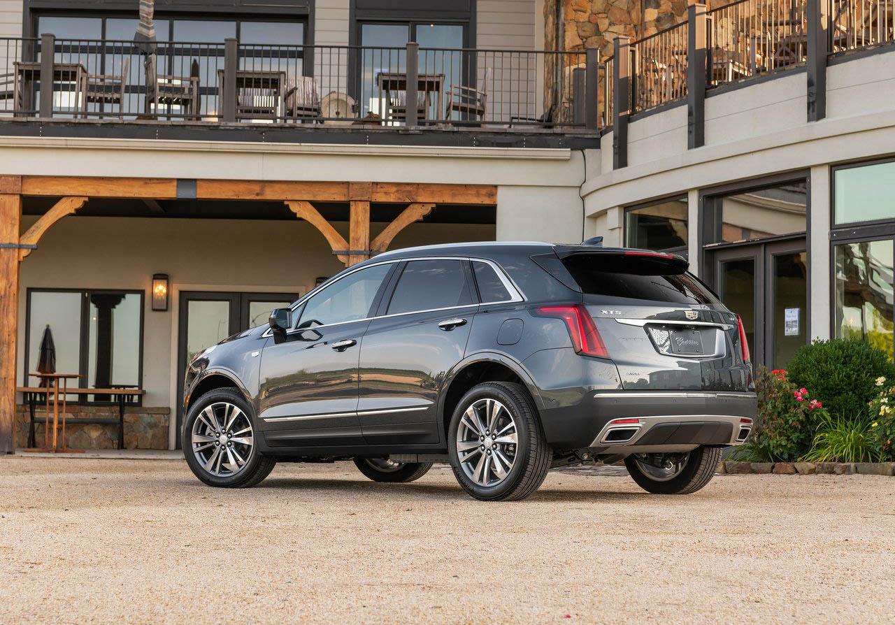 La Cadillac XT5 precio mexico tiene dos versiones a la venta en México