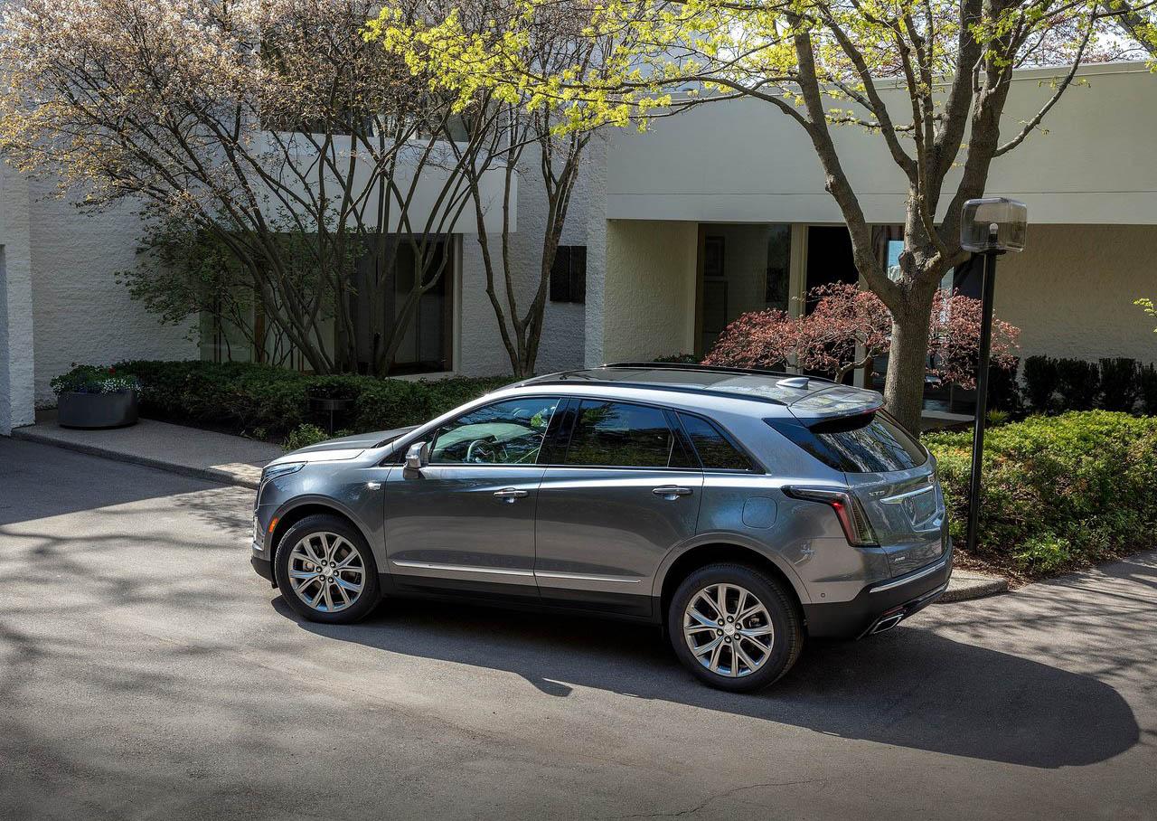 Cadillac XT5 precio 2