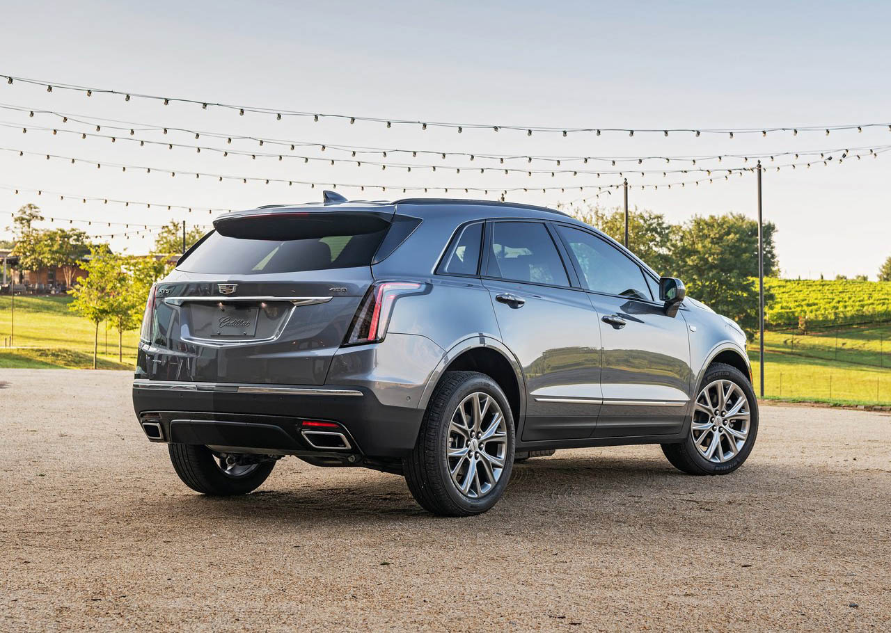 Cadillac XT5 precio 5