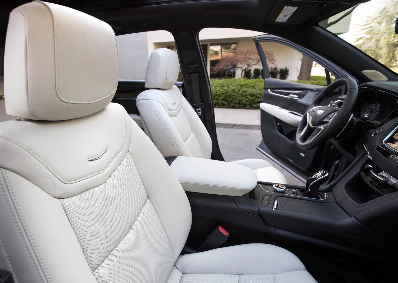 Cadillac XT5 precio 3