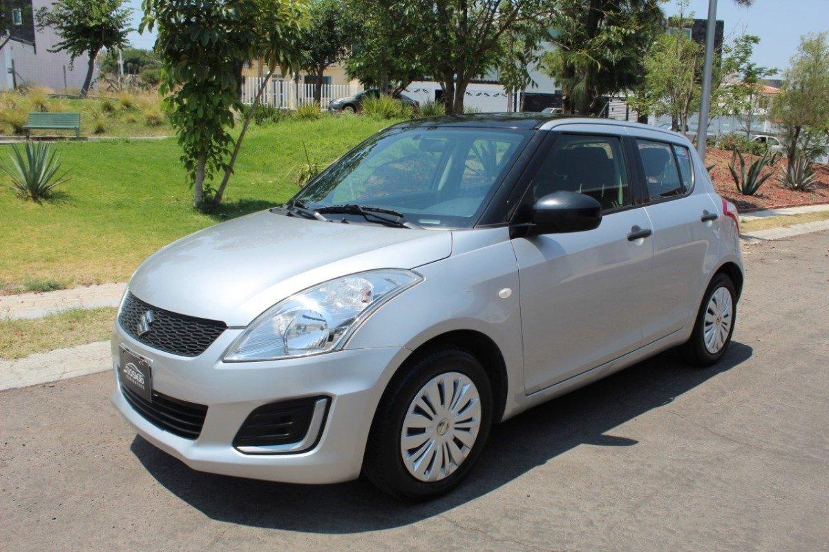 Suzuki Swift platino hatchback usados baratos