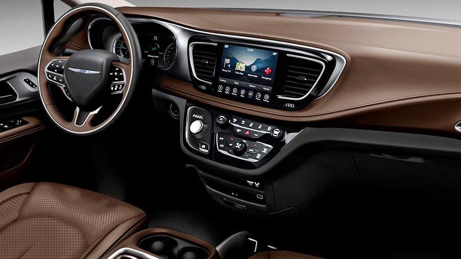 Chrysler Pacifica precio mexico en venta