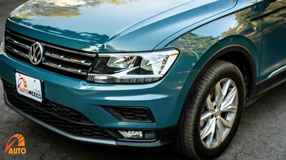 Volkswagen Tiguan precio mexico
