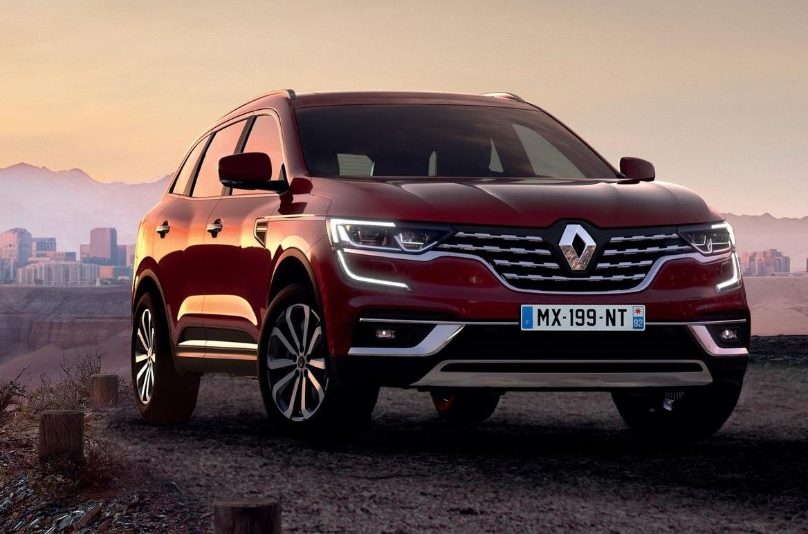 Renault Koleos precio mexico