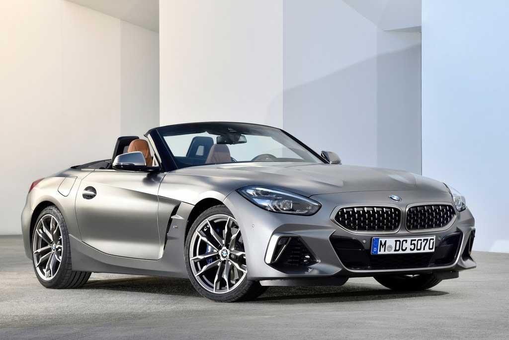 autos para 2 personas BMW Z4