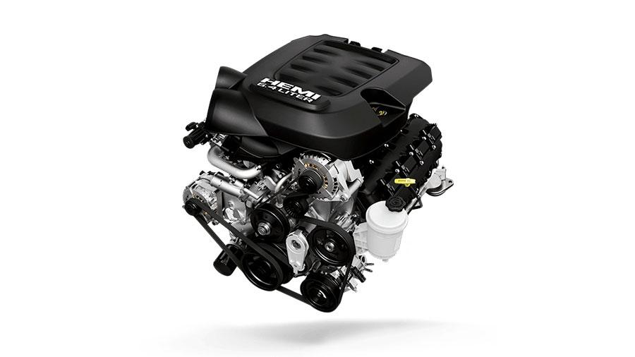 Su motor entrega una potencia de 410 caballos de fuerza