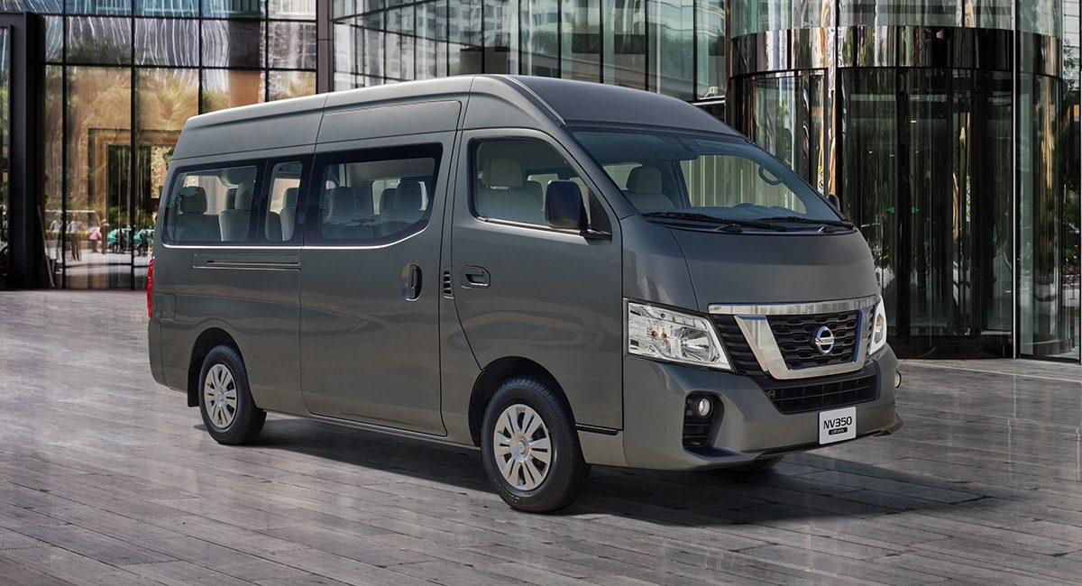 Nissan NV350 Urvan 15 Pasajeros 2020 resena opiniones