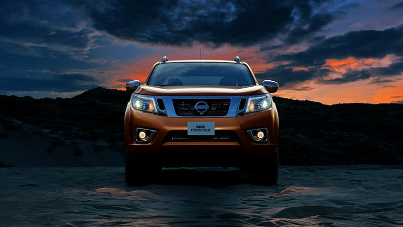 Nissan NP300 Frontier Platinum LE 2020 resena opiniones