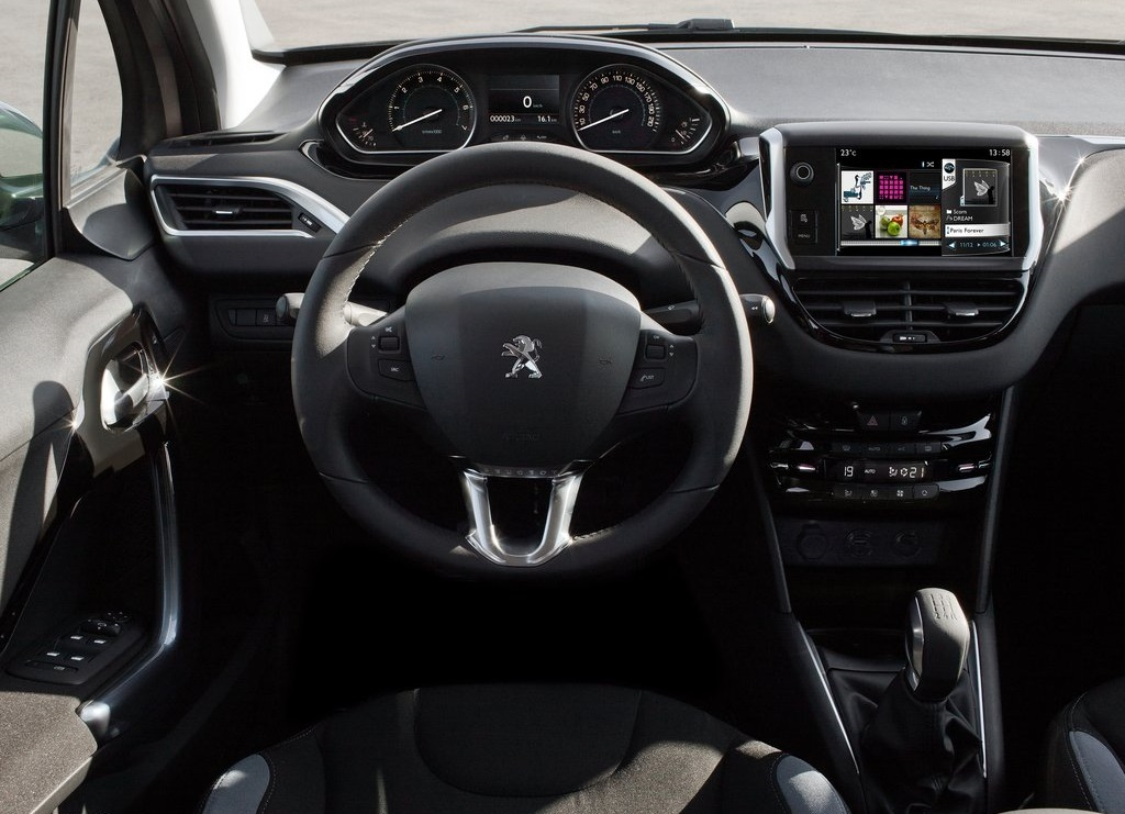 Peugeot 208 precio mexico
