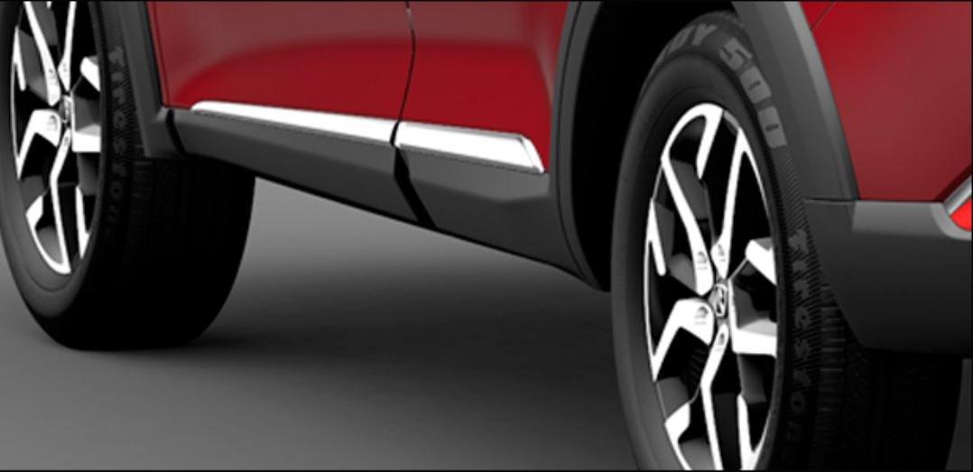 La BAIC X65 Fashion TA 2020 resena opiniones tiene un diseño agradable en los rines