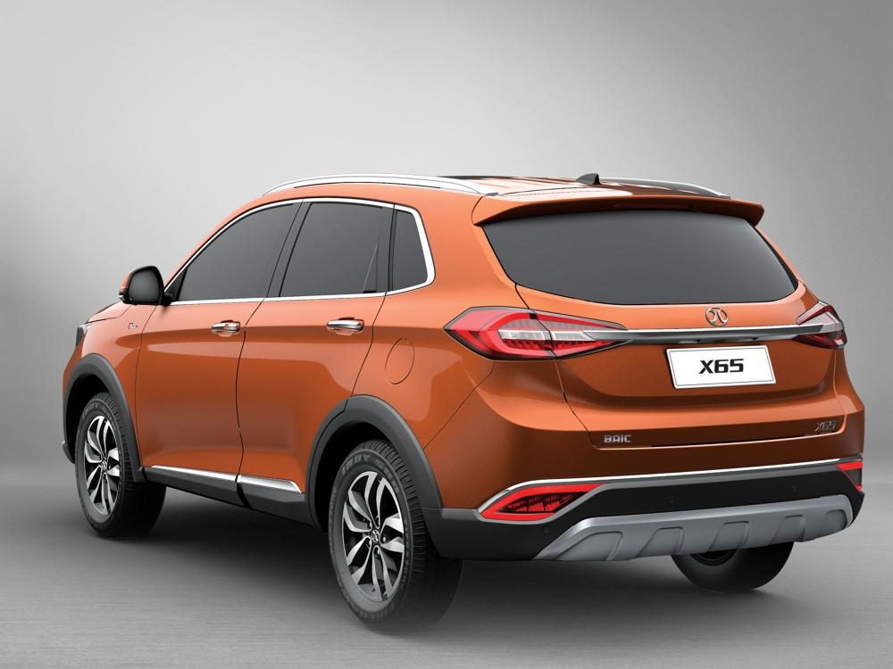 La BAIC X65 Fashion TA 2020 resena opiniones puede mejorar la experiencia de conducción