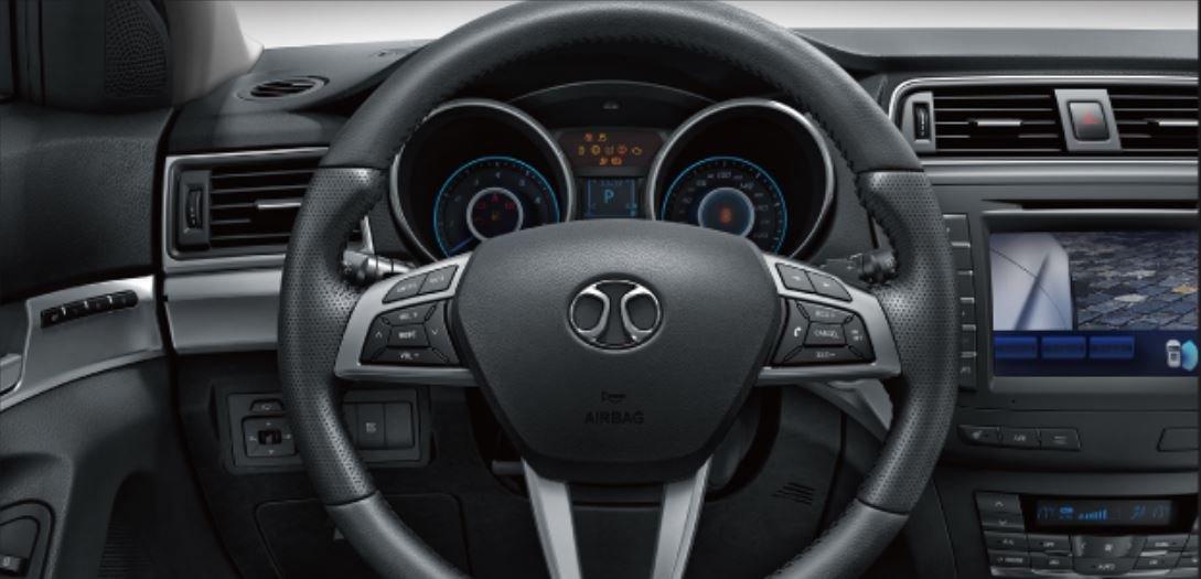 La BAIC X65 Fashion TA 2020 resena opiniones tiene un interior muy funcional