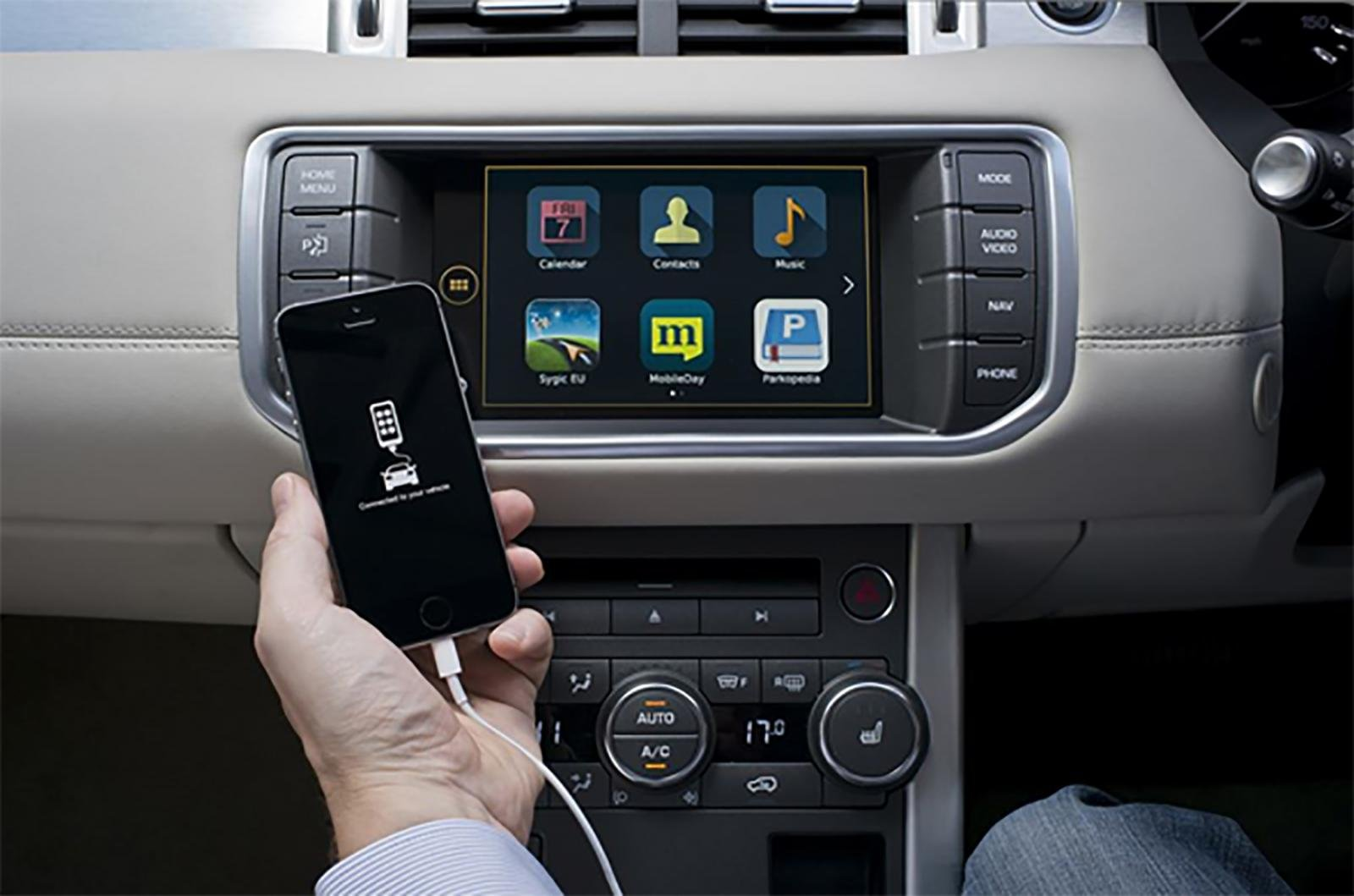 información en manual de auto configuración