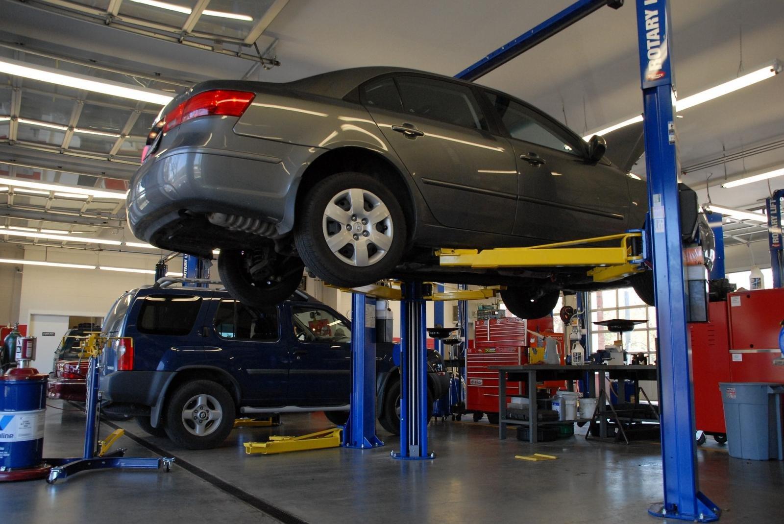 información en manual de auto mantenimiento