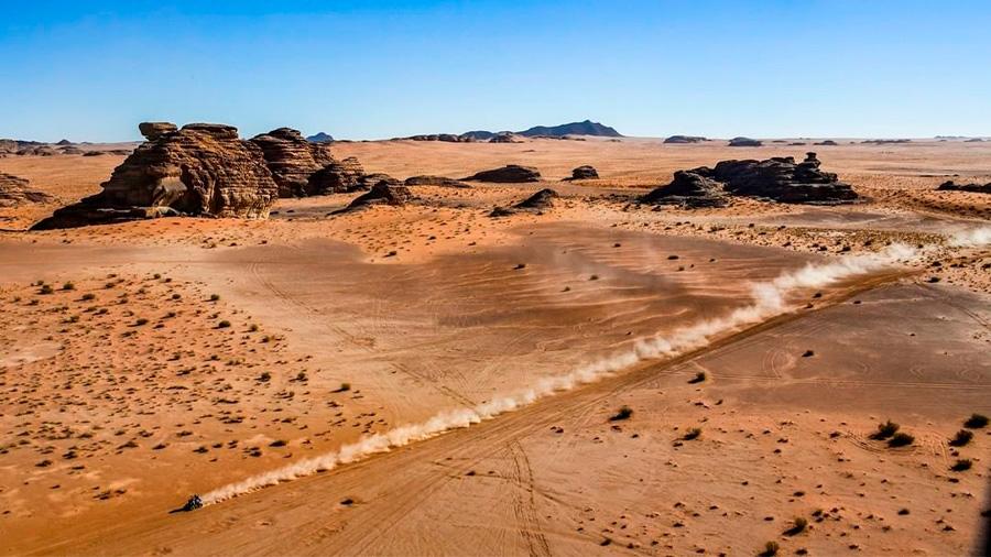 El Rally Dakar 2021 también estrena algunas normativas en favor de la seguridad