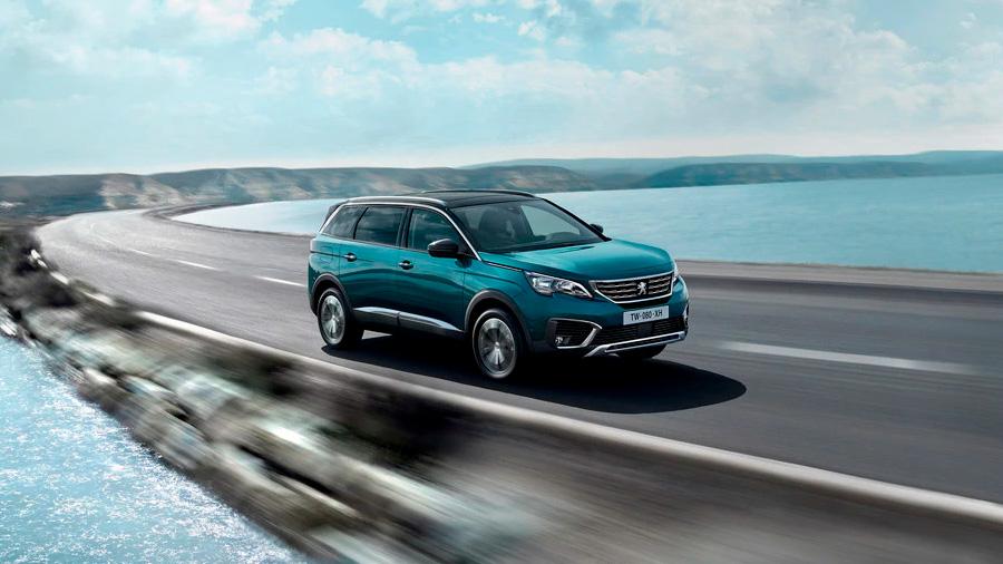 La SUV de Peugeot tiene un diseño elegante y moderno