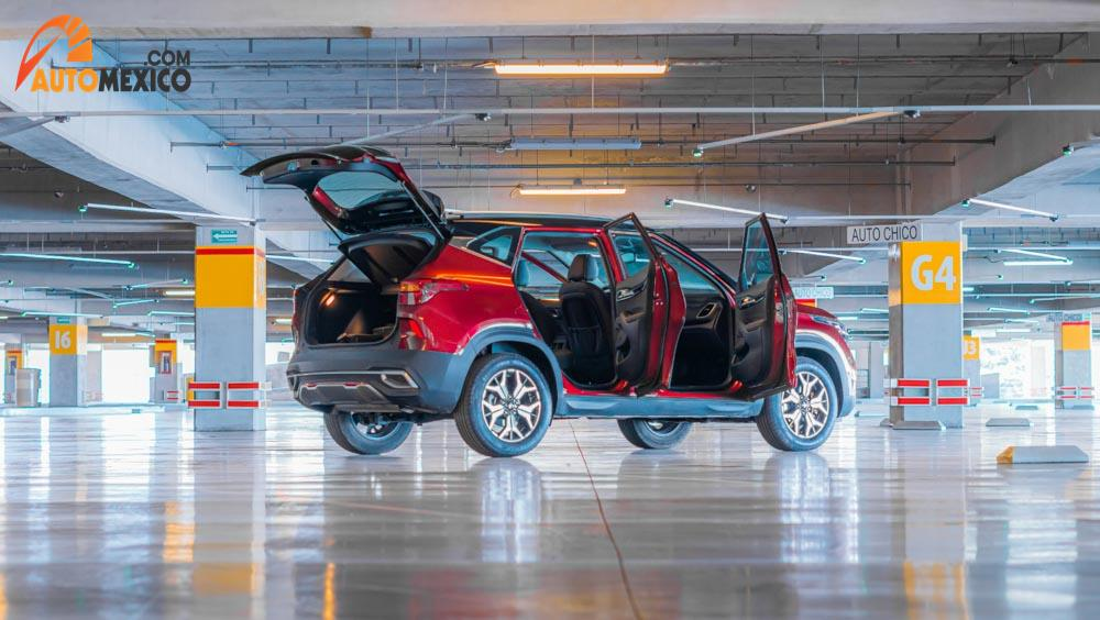 La Kia Seltos precio mexico tiene siete opciones de color