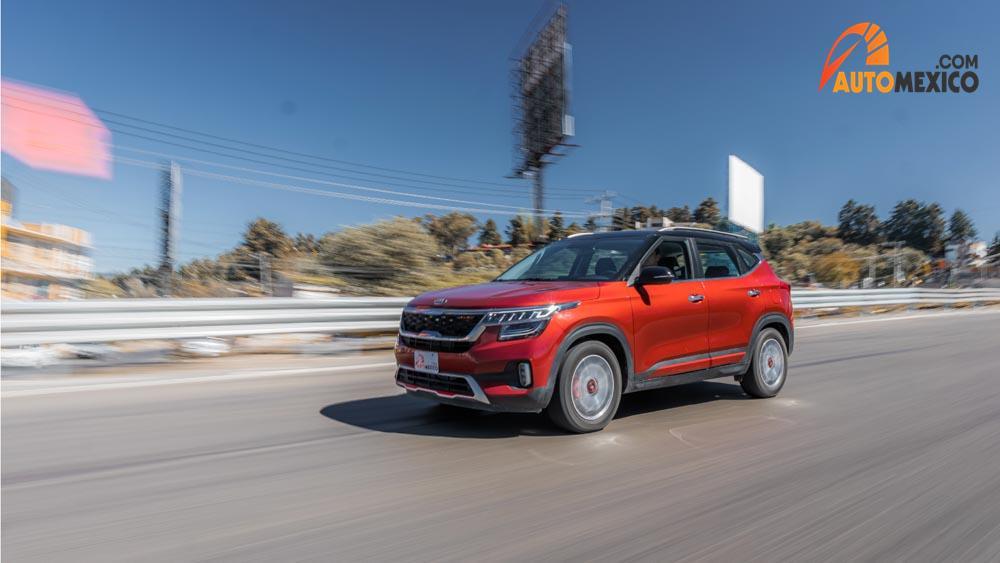 La Kia Seltos precio mexico se vende en cuatro versiones en México