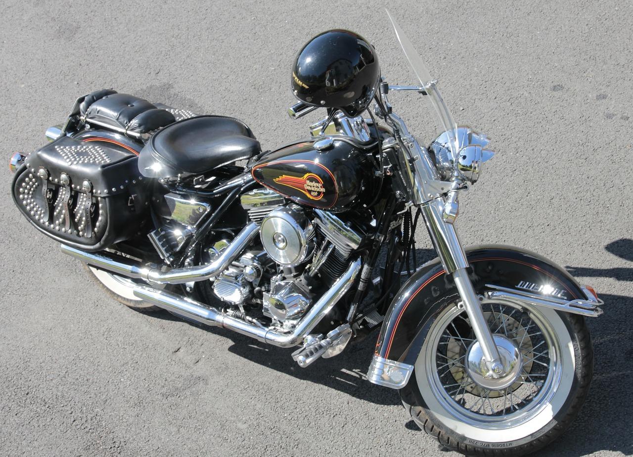 Harley-Davidson trabaja en sistema de equilibrio para sus motos