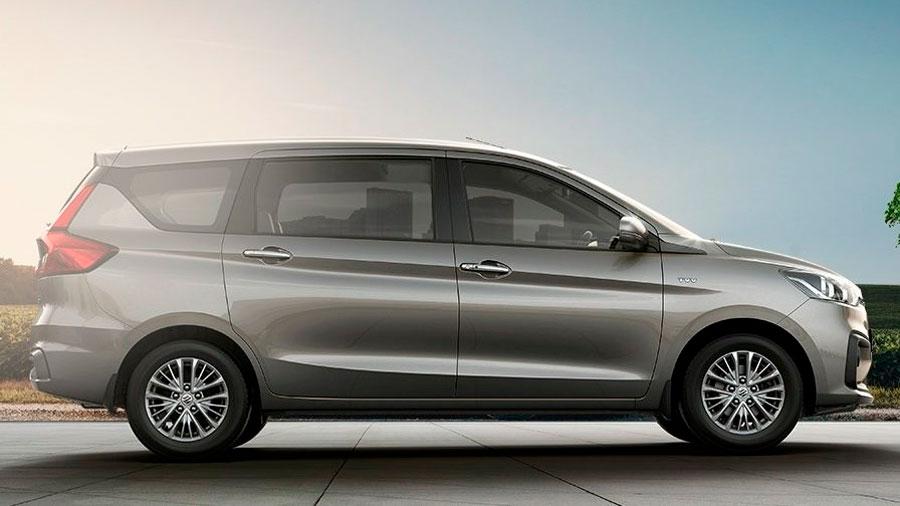 Suzuki Ertiga precio mexico Existen 3 versiones de esta camioneta en su edición 2020