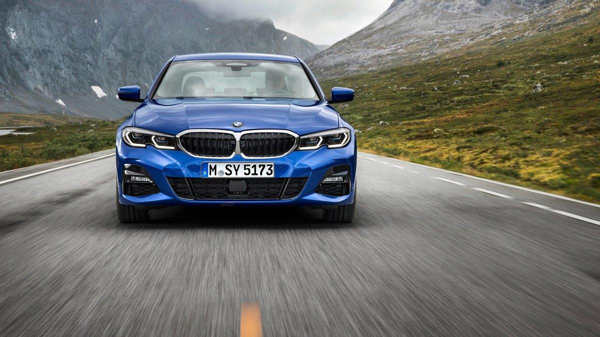 Volvo S60 Ignite 2020 BMW Serie 3 330iA Sport Line 2020 comparativa