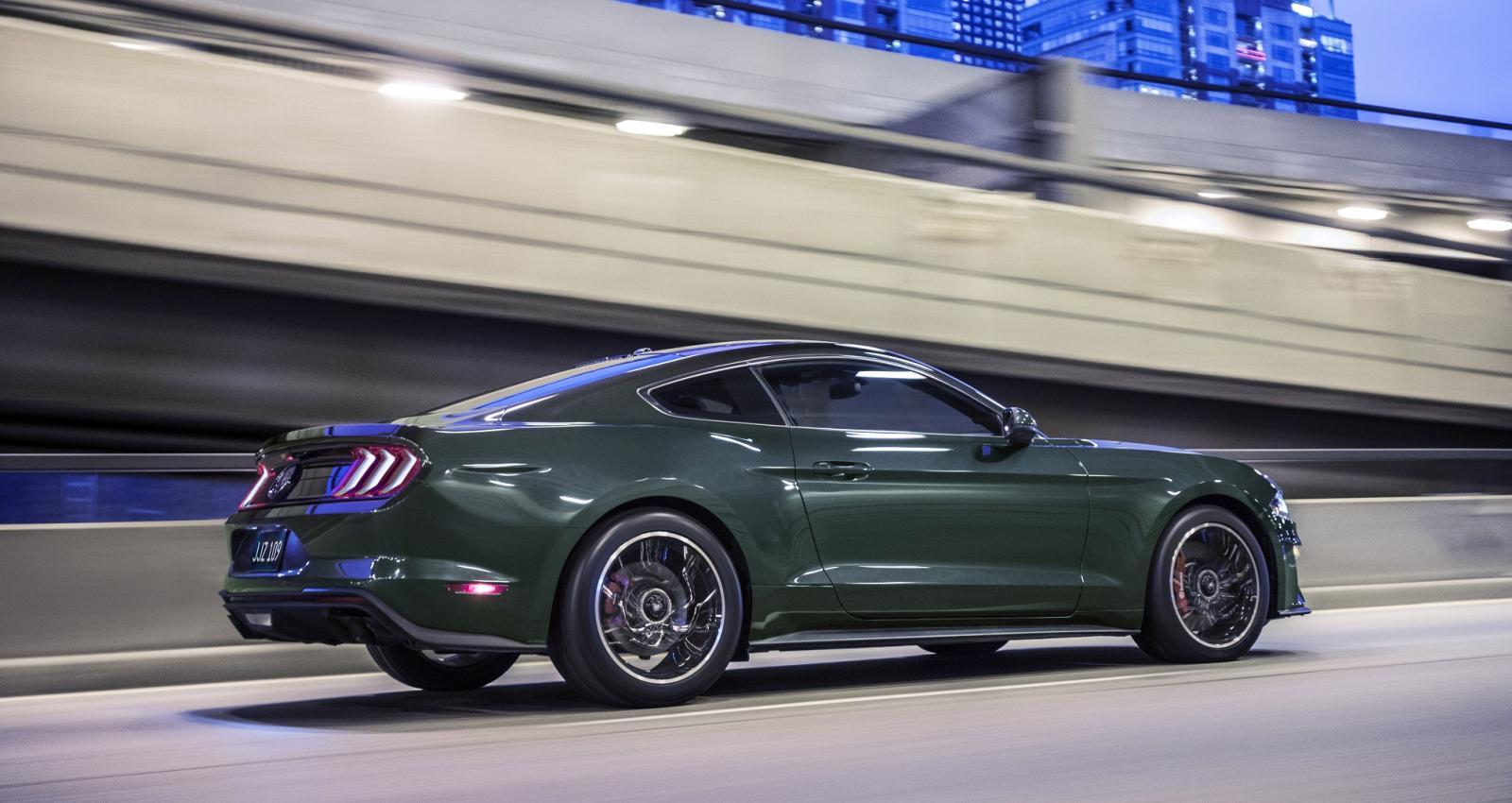 Ford Mustang precio mexico