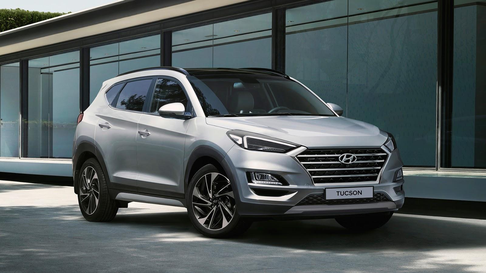 Hyundai Tucson en venta 1